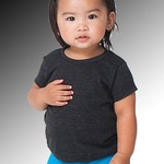 American Apparel Infant Tri blend